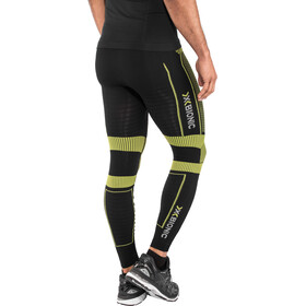 X-Bionic Effektor Power OW Long Pants Men Black/Yellow